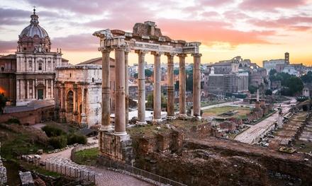 ✈Atenas y Roma: 7 días y 6 noches con desayuno, vuelo de I/V desde Madrid o Barcelona, transporte y alojamiento