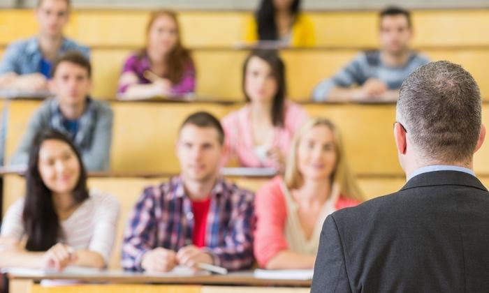 Patentat - New York: $490 for $999 Worth of Academic Classes — Patentat