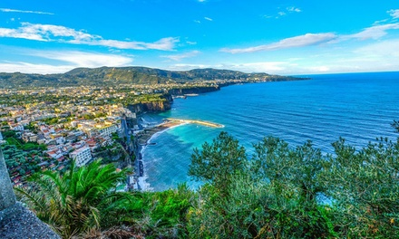 Sorrento: 37 Nights at 4* Hotel Oriente with Breakfast, Flights and Option for Amalfi Coast Tour*