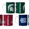 NCAA Coffee Mug Set (2-Pack)
