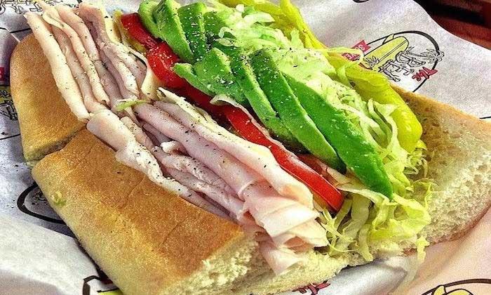 Beach Hut Deli - Hoover: $12.50 for $20 Worth of Sandwiches at Beach Hut Deli
