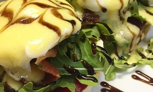 Breakfast Food at 9th Avenue Grill (Up to 58% Off). Two Options Available.