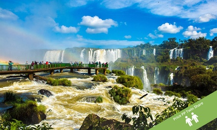 Brazil and Peru: ,999 Per Person for a 12Day Tour with Breakfast, Sightseeing and Internal Flights
