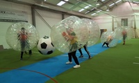 Zorb Bubble Football Experience For Up to 15, Dudley at Bubbletactics (Up to 34% Off)