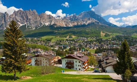 Cortina d'Ampezzo: fino a 7 notti in mezza pensione per 1 persona presso l'Hotel Cristallino d'Ampezzo 4*