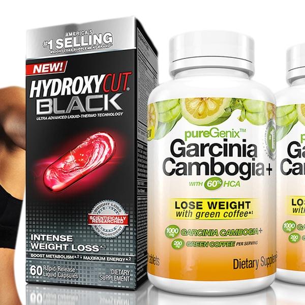 Puregenix Garcinia Cambogia 2 Pack And Hydroxycut Black Groupon
