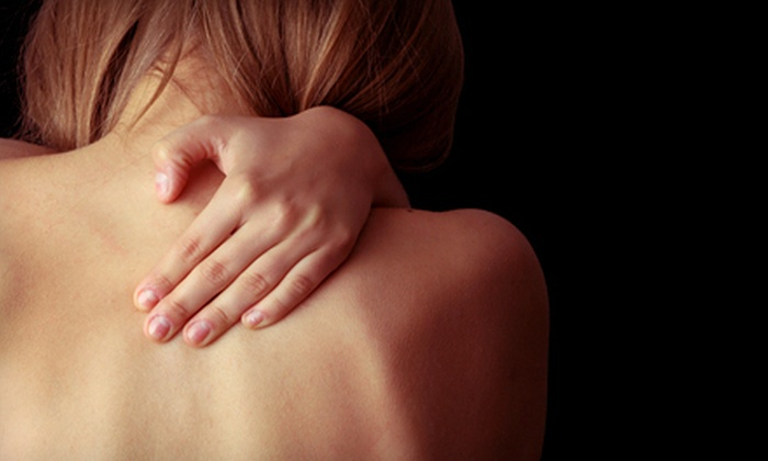 Western Branch Family Chiropractic Center - Western Branch North: Therapeutic Massage or Three or Five K-Laser Treatments at Western Branch Family Chiropractic Center (Up to 52% Off)