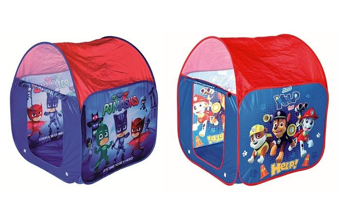 detailed look 6fd90 4a61e Kids' Pop Up Play Tent | Groupon Goods