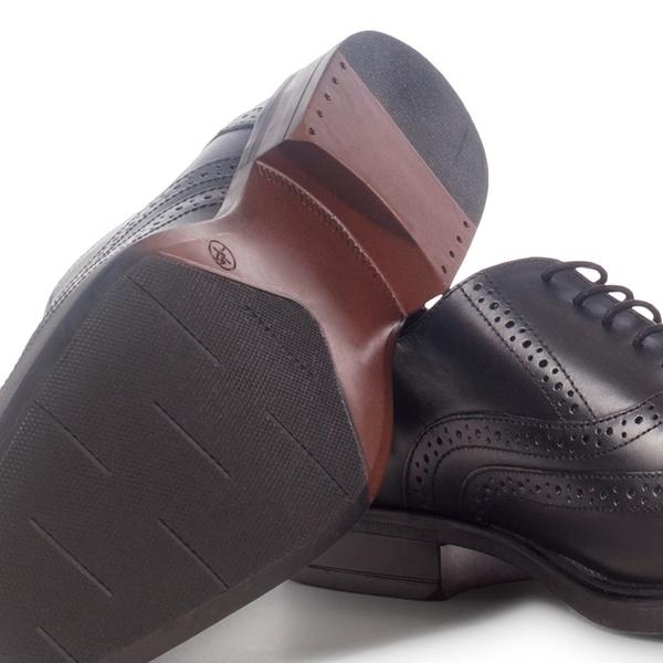 Scarpe Brogue Redfoot in pelle da uomo, disponibili in 3 colori e varie misure