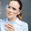 Labor-Analysen von Gesundheits-Belastungen