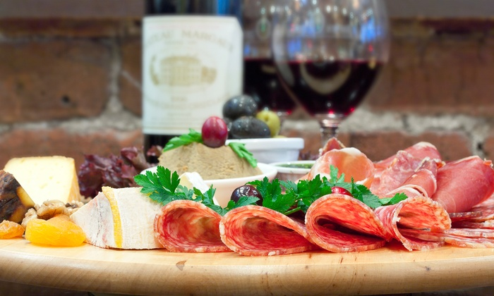 Village Wines - Woodinville: Wine, Tapas, and Global Food at Village Wines (Up to 50% Off). Three Options Available.