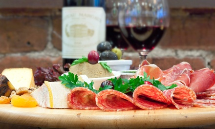 Wine, Tapas, and Global Food at Village Wines (Up to 50% Off). Three Options Available.