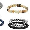 Healing Stone Bracelets for Men and Women