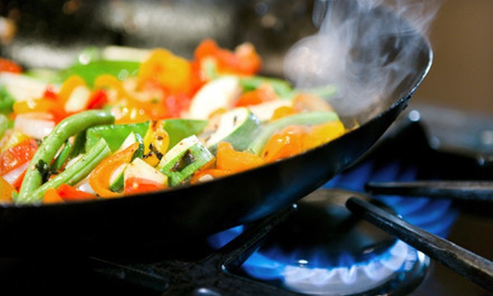 Cooking Matters - Central London: Two-Hour Cooking Class for One or Two from Cooking Matters (Up to 54%Off)