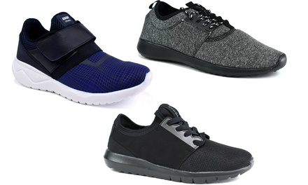 Men's Memory Foam Trainers