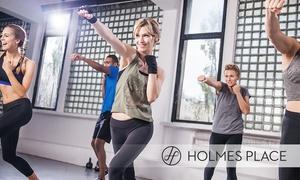 Holmes Place: 3, 6 oder 12 Monate trainieren bei Holmes Place inkl. Handtuch-Flat und optional Personal Training (bis zu 54% sparen*)