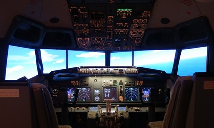 Up to 90 Minutes of Flight Simulator Experience at iPilot (Up to 72% Off)