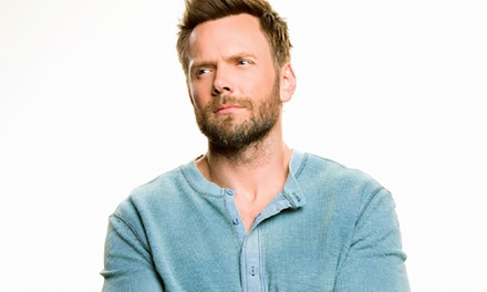 Joel McHale on Friday, June 22, at 8 p.m.