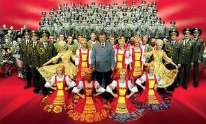 בימות כרטיסים: מקהלת הצבא האדום בבנייני האומה, י-ם: חוויה עוצמתית ומלאת אנרגיה, שמובאת לבמה בעזרת 100 סולנים, נגנים, ורקדנים, ב-149 ₪