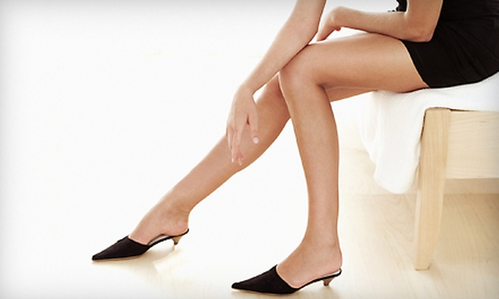 Newskin Laser Clinic - New Skin Laser Clinic: Six Laser Hair-Removal Sessions on a Small, Medium. Large, or Extra-Large Area at New Skin Laser Clinic (Up to 78% Off)