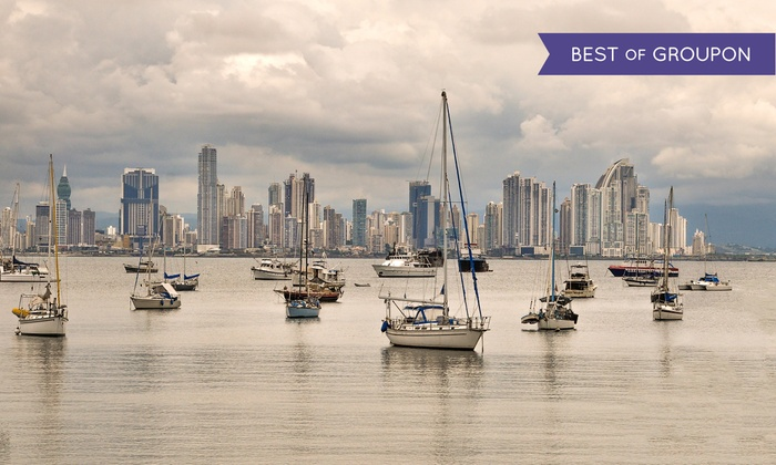 4-Day Panama City Trip with Airfare from Great Value Vacations