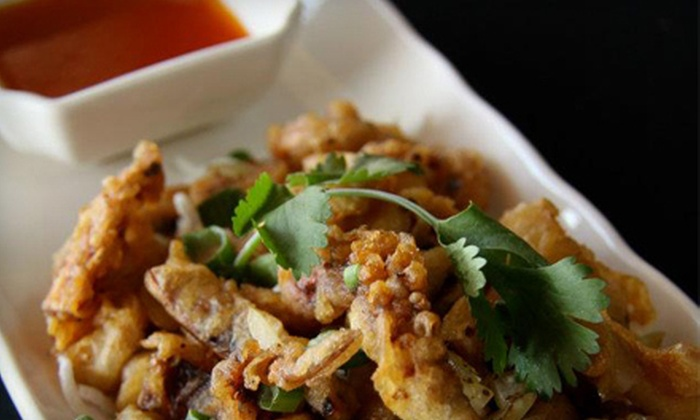 Asian River - Oakdale: $15 for $30 Worth of Cuisine at Asian River