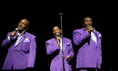 image for The O'Jays, Balcony, Circle or Stalls Tickets, 15 July, Theatre Royal Drury Lane (Up to 9% Off)