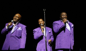 The O'Jays: The O'Jays, Balcony, Circle or Stalls Tickets, 15 July, Theatre Royal Drury Lane (Up to 9% Off)