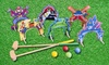 T.S. Shure Mini-Golf and Croquet Sets: T.S. Shure Mini-Golf or Croquet Set (Up to 49% Off). Free Shipping and Returns.