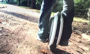 """Einradpioniere Ug (Haftungsbeschrankt): 60 Min. """"eWheels"""" Schnupper-Fahrtraining für 1 oder 2 Personen bei Einradpioniere Ug (bis zu 60% sparen*)"""