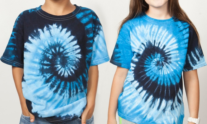 66d8d009d Kids' Tie-Dye T-shirts | Groupon Goods