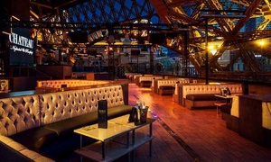 Chateau Nightclub & Rooftop: Domestic Beer or Cocktail Package with Complimentary Entry at Chateau Nightclub & Rooftop (40% Off)