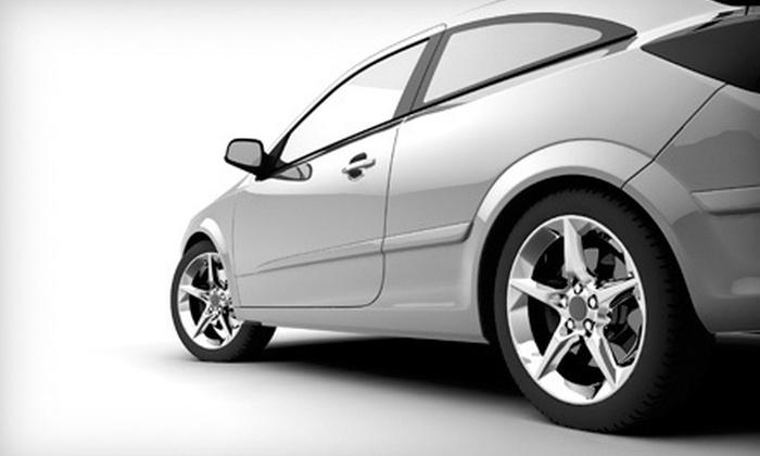 Portland Professional Detailing - Gorham: Basic or Ultimate Car Detailing at Portland Professional Detailing (Up to 57% Off)