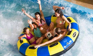 Water Park of America: Half-Day or All-Day Passes at Water Park of America (Up to 64% Off). Six Options Available.