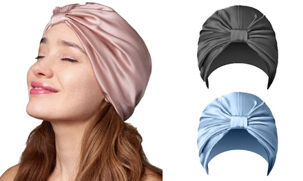 Double-Layered Mulberry Silk Turban: One ($39.95) or Two ($75) (Don't Pay up to $178)