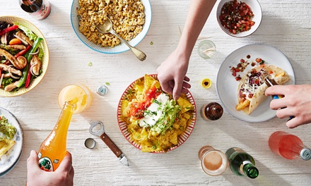$12 or $25 to Spend on Any Food and Drink at Taco Bill Collins Street, CBD