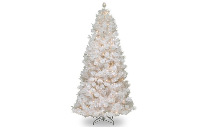 Up To 53% Off On Pre-Lit Christmas Trees & Stands