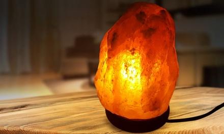 Natural Crystal Himalayan-Salt Lamp Groupon