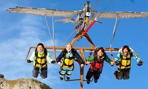 Il Volo dell'Aquila: 2, 4 o 6 voli - Emozione e panorami mozzafiato sul Parco Nazionale del Pollino con il Volo dell'Aquila