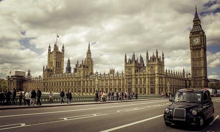 Taxi Tour London