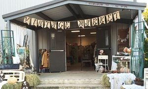 Sweet T Vintage Market and Southern Junk Show: $30 for Two Tickets to Sweet T Vintage Market and Southern Junk Show ($60Value)