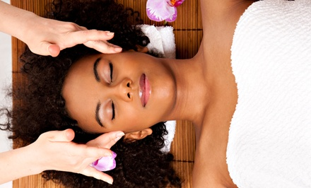 Facial and Massage for One or Two at Place360 Health + Spa (Up to 41% Off)