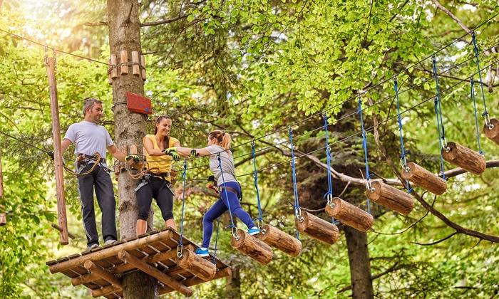 Parco Avventura Tree Experience Rescaldina