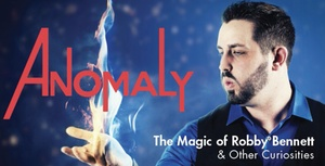 Anomaly - The Magic Of Robby Bennett – Up to 73% Off Magic at Anomaly - The Magic Of Robby Bennett , plus 6.0% Cash Back from Ebates.