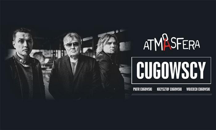 GROUPON POLAND TICKET_ATMA - Wiele lokalizacji: Od54,90 zł: bilet na koncertAtmasfera Cugowscy – 4 miasta