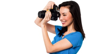 Le Paris Photography Studio: Photoshoot with Edited Images On Disc and Prints From R525 at Le Paris Photography Studio (Up To 70% Off)