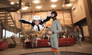 SpeedFly Wrocław Indoor Skydiving: 1,5 min Lotu w tunelu aerodynamicznym z opieką, szkoleniem i sprzętem za 99 zł w SpeedFly Wrocław Indoor Skydiving