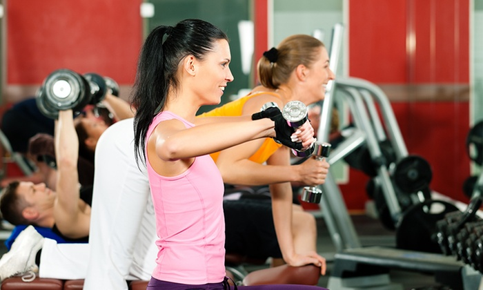 Fast Fit 360 - Faithful Fitness Kansas City: Four or Eight Semi-Private Personal-Training Sessions at Fast Fit 360 (Up to 66% Off)