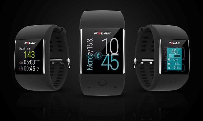 Polar M600 Smart Sports Watch with Bonus Replacement Strap
