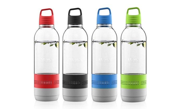 Dream Center - In-Store Pickup: $30 for a BlueTooth Water Bottle with In-Store Pickup at Dream Center (50% Off)